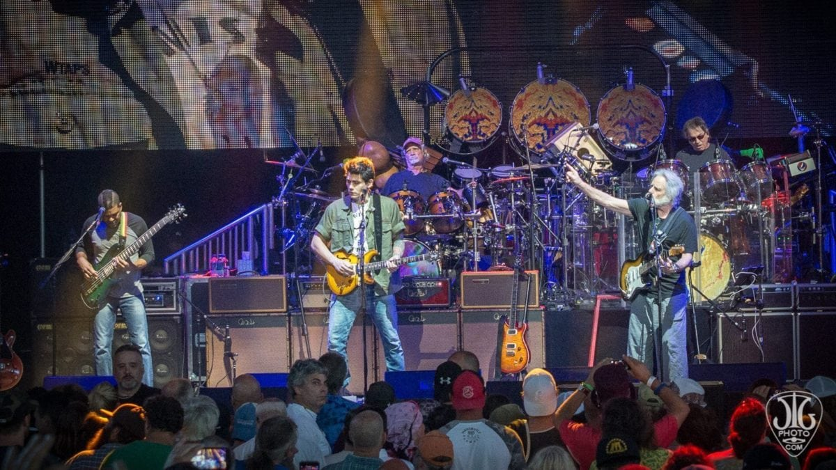 John Mayer Dead and Company