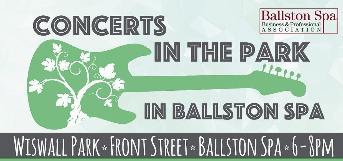 Ballston Spa Concerts In The Park