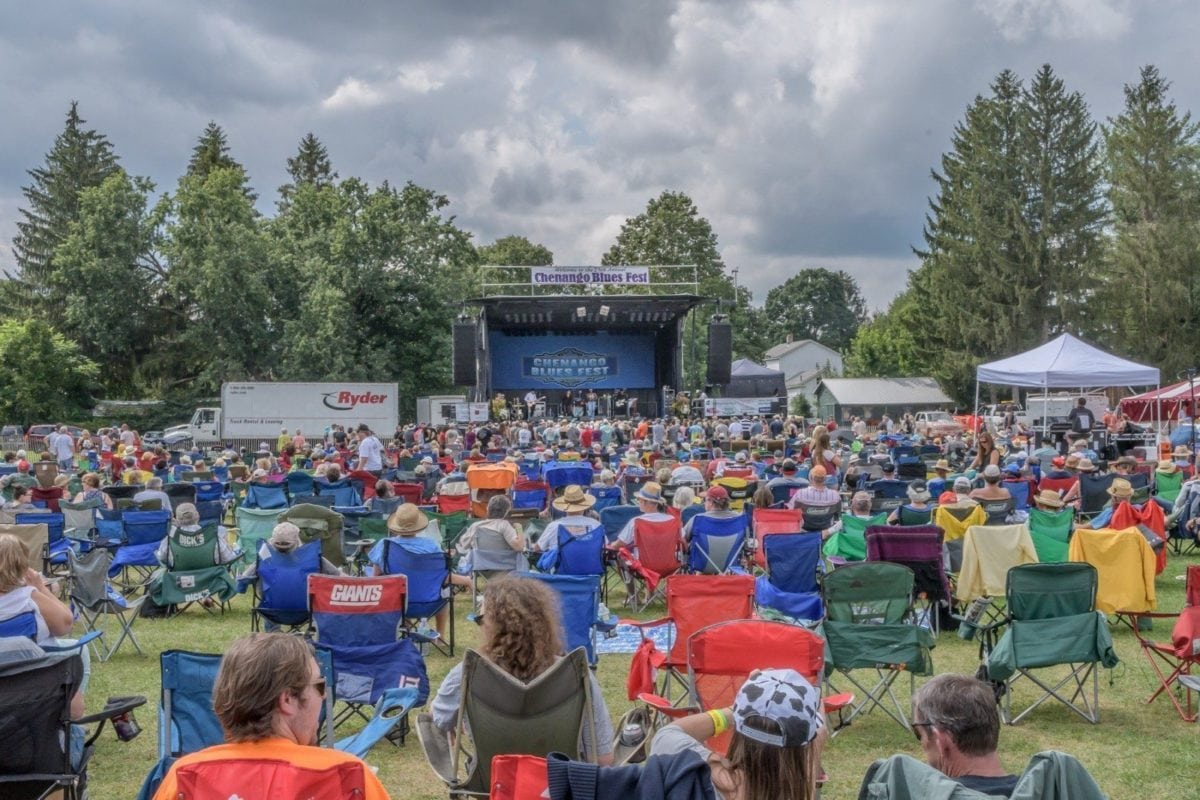 2018 Chenango Blues Fest Lineup Announced Utter Buzz