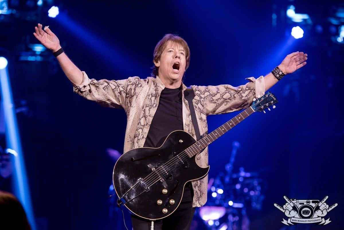 Bad To The Bone George Thorogood Destroys Turning Stones Showroom