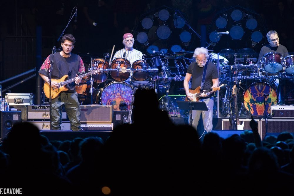Dead Company Kick Off Their 2017 Fall Tour At Madison