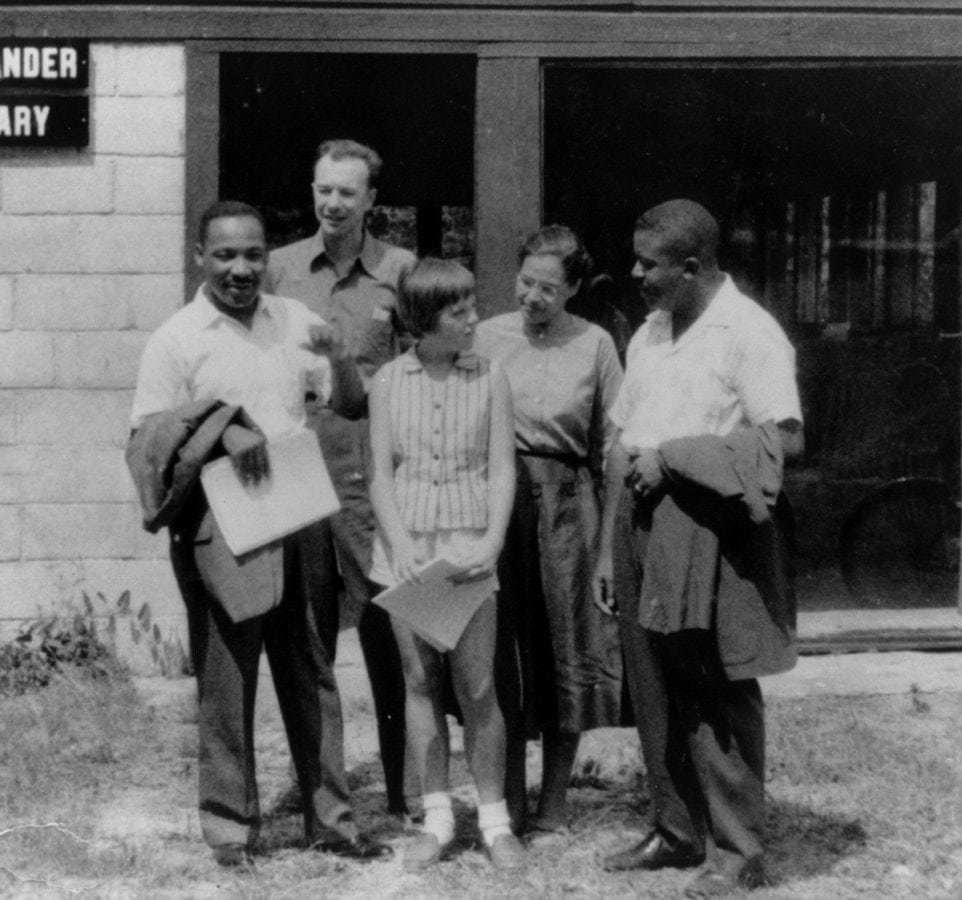 pete seeger take it from dr. king
