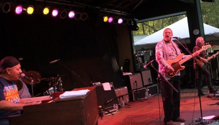 The funky METERS at Bear Creek Music and Arts Festival [November 2011] - photo by Phrazz
