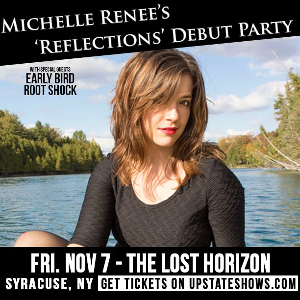 Michelle Renees Reflections Album Debut And Going Away Party Nys