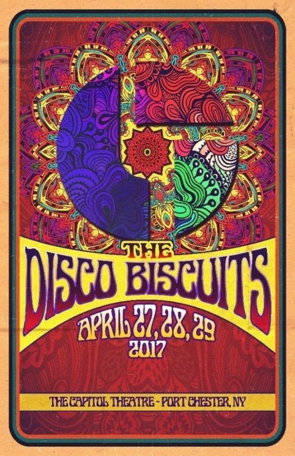 disco biscuits 3-night capitol