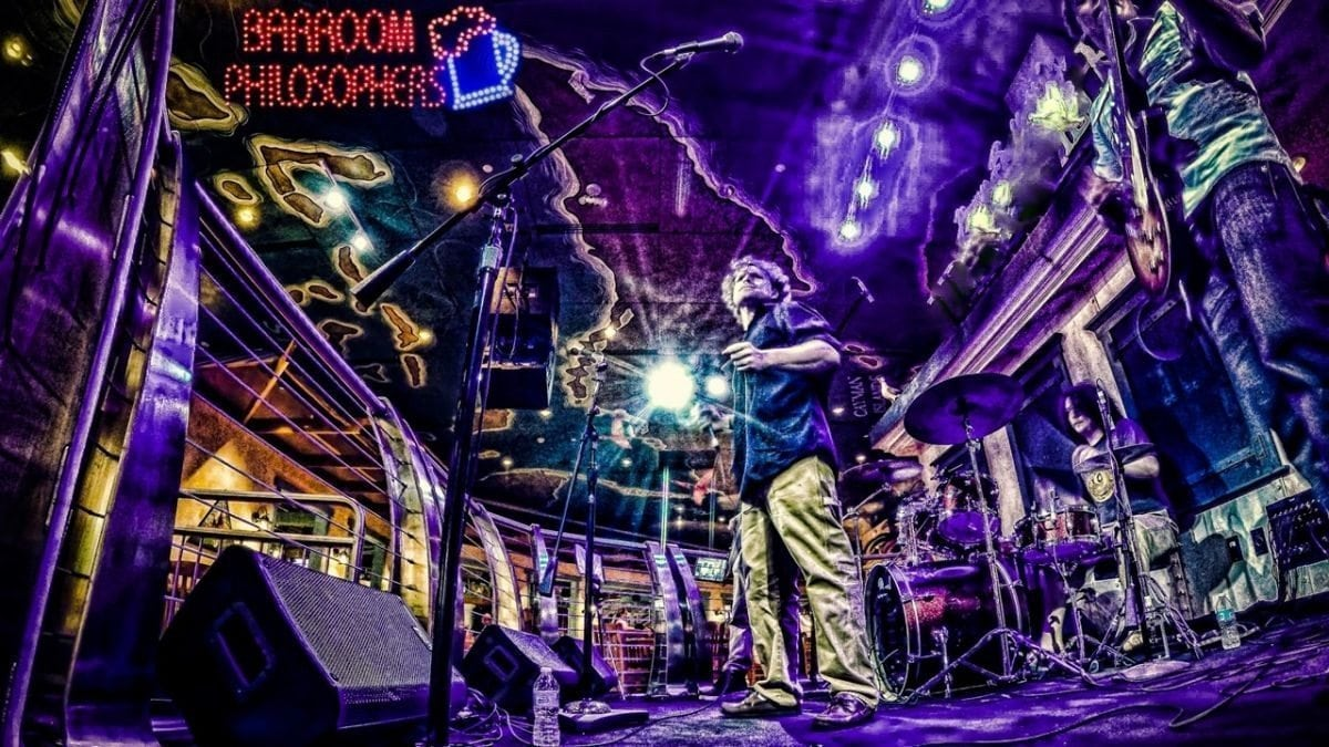 Barroom Philosophers Release Debut EP, Announce Shows – NYS