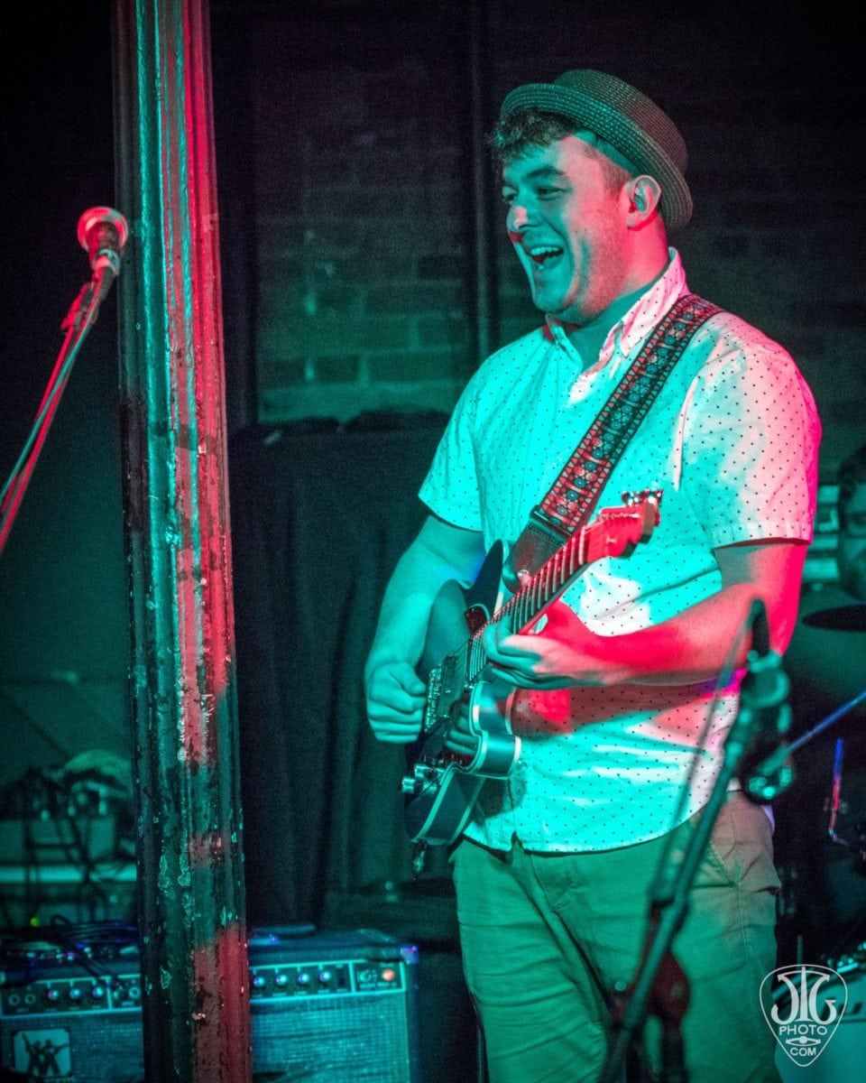 Video: Funk Night in Albany from Parish Public House | Utter Buzz!