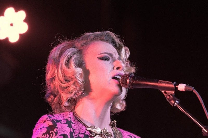 Samantha fish throws curveballs to westcott audience nys for Samantha fish chills and fever