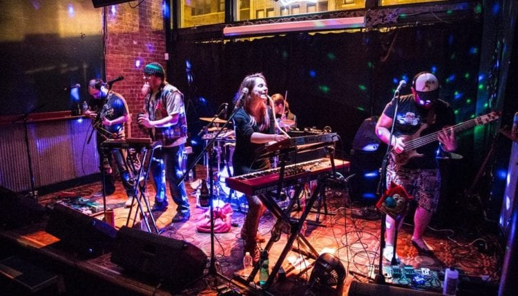Cousin Earth – The Hollow – AlbanyNY – 2-9-2018 NYSMUSIC (9 of 32)