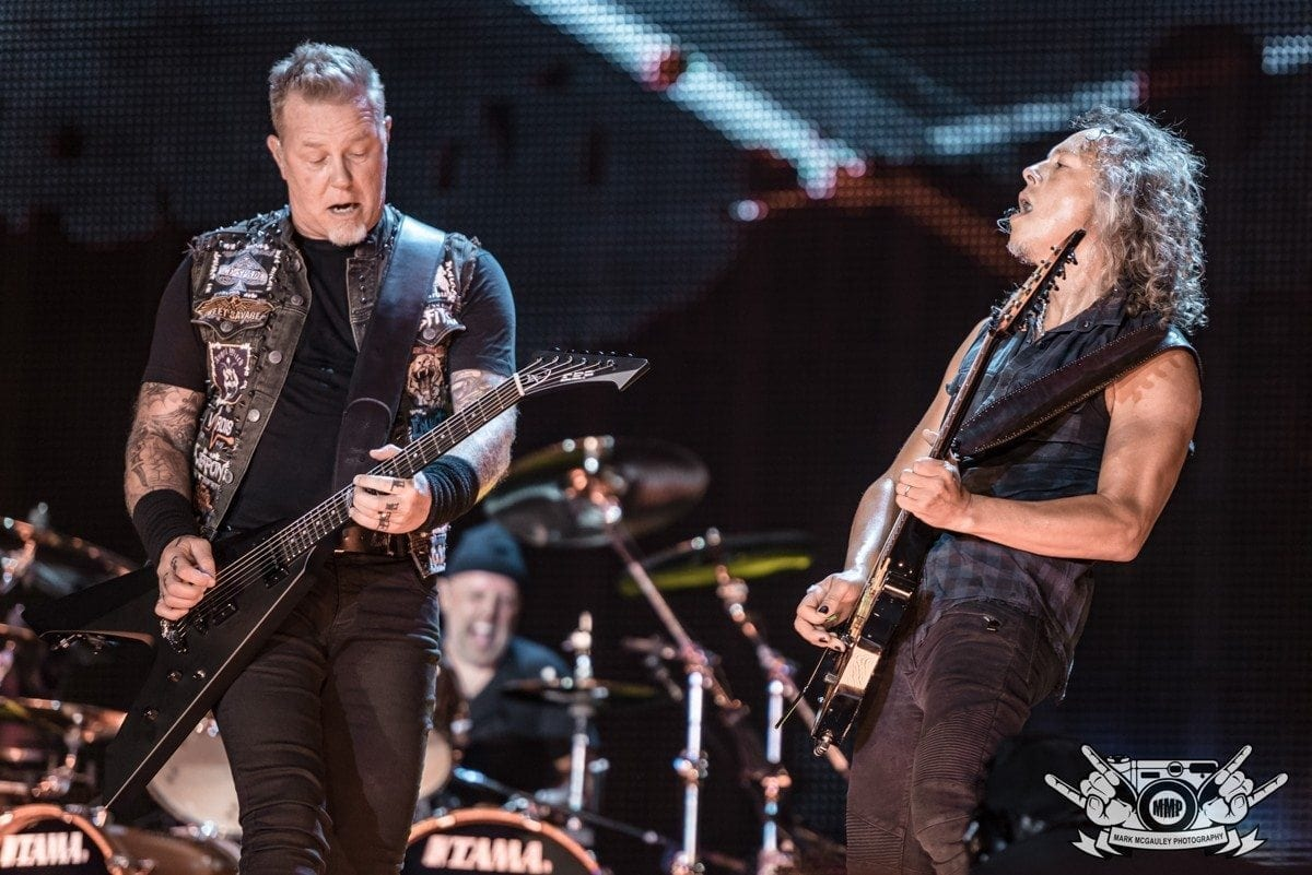 "New York fans have been buzzing the last couple of days after the mighty  Metallica posted a video on social media that said ""Monday, Worldwired  Tour,"" The ..."