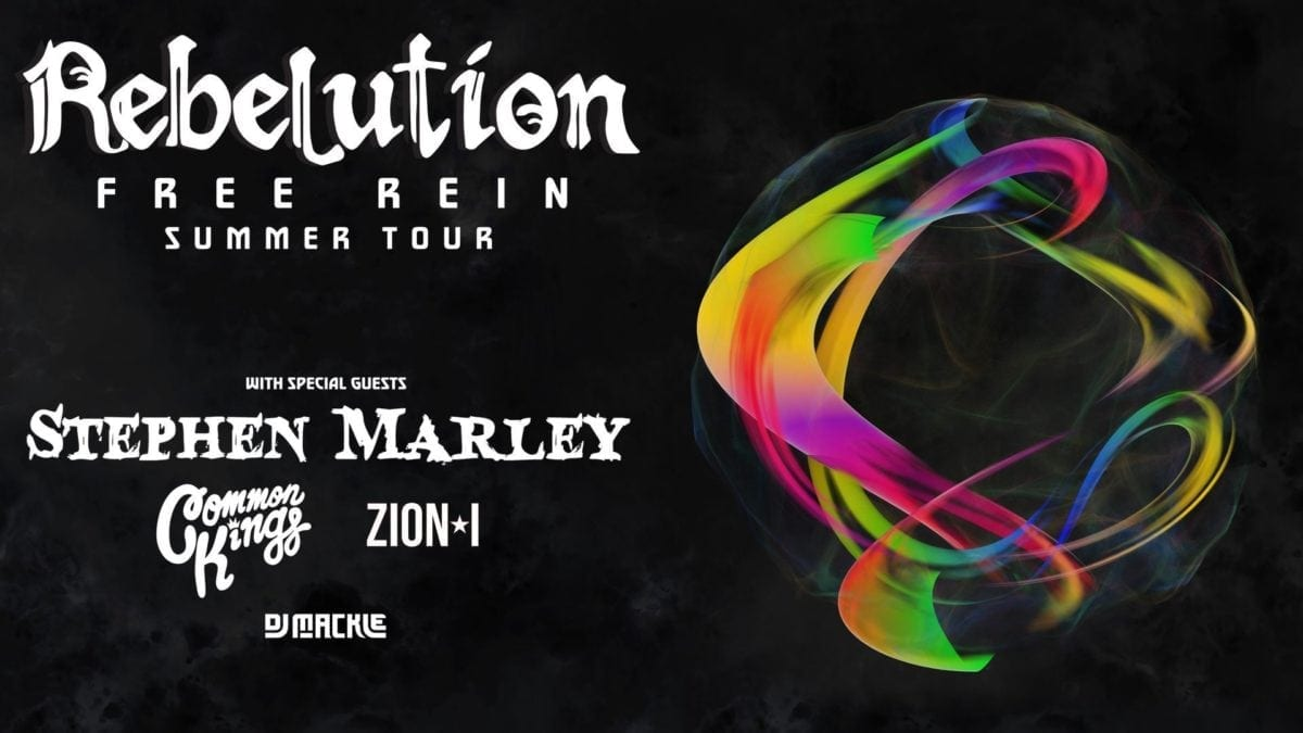 The Rebelution Tour