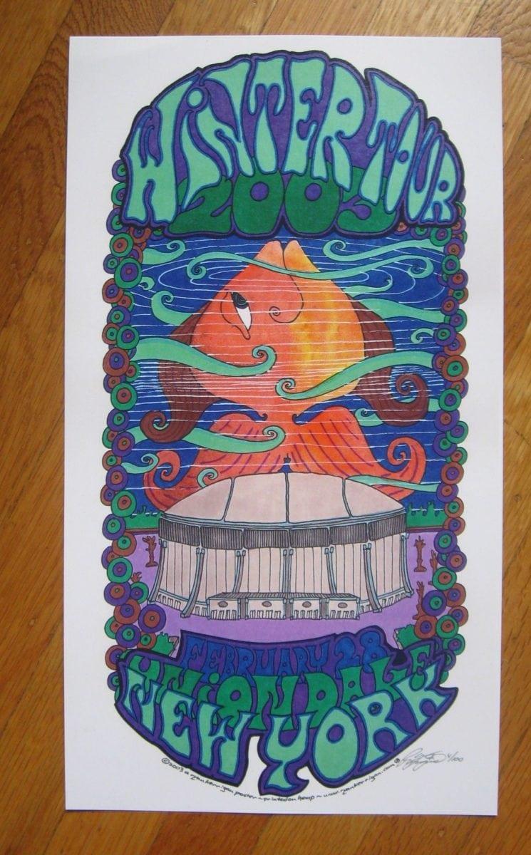 Phishs february 2003 nassau coliseum show celebrates 15 years on february 28 2003 phish performed the penultimate show of their winter tour their first since returning from a two year hiatus fandeluxe Images