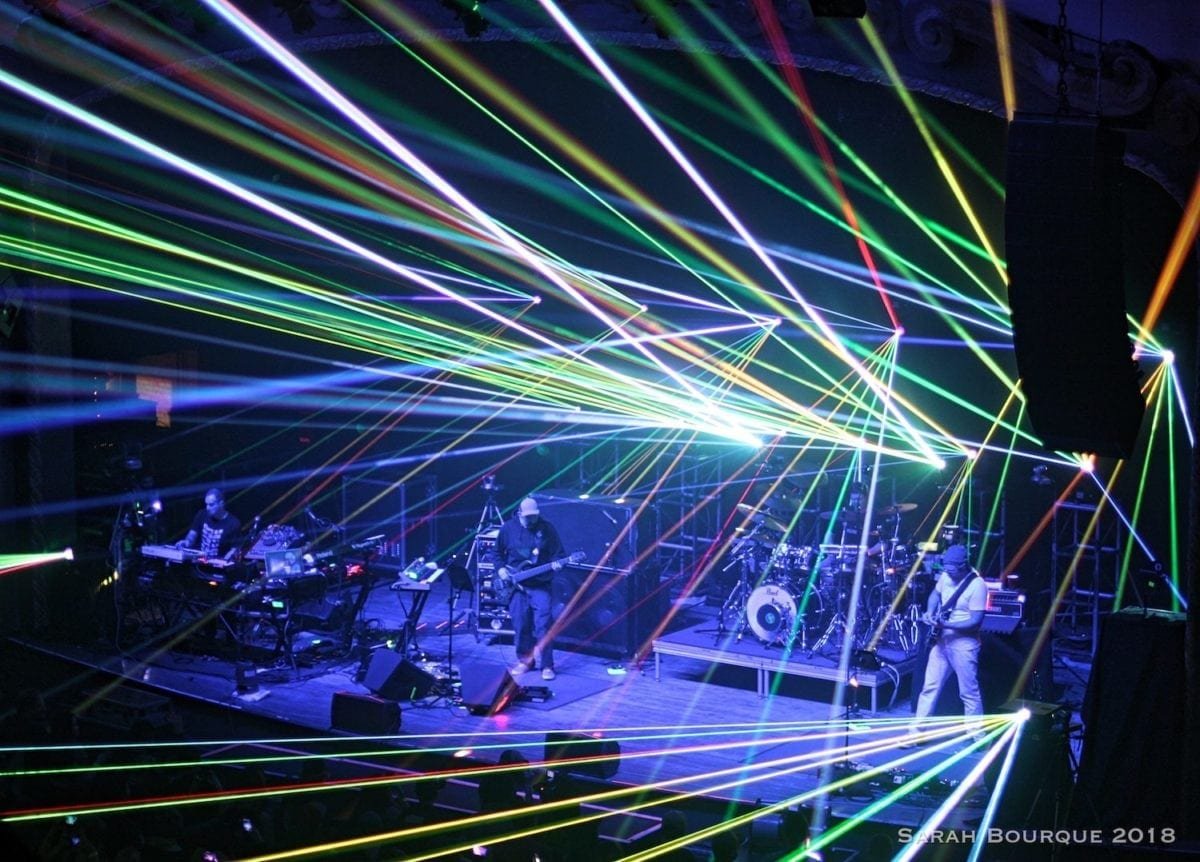 The Disco Biscuits Brought the Heat in Chilly Portland, Maine ...