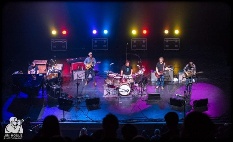 Joe Russo's Almost Dead Played Host To A Marathon Party At