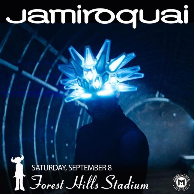 Jamiroquai To Play NYC This Fall Utter Buzz