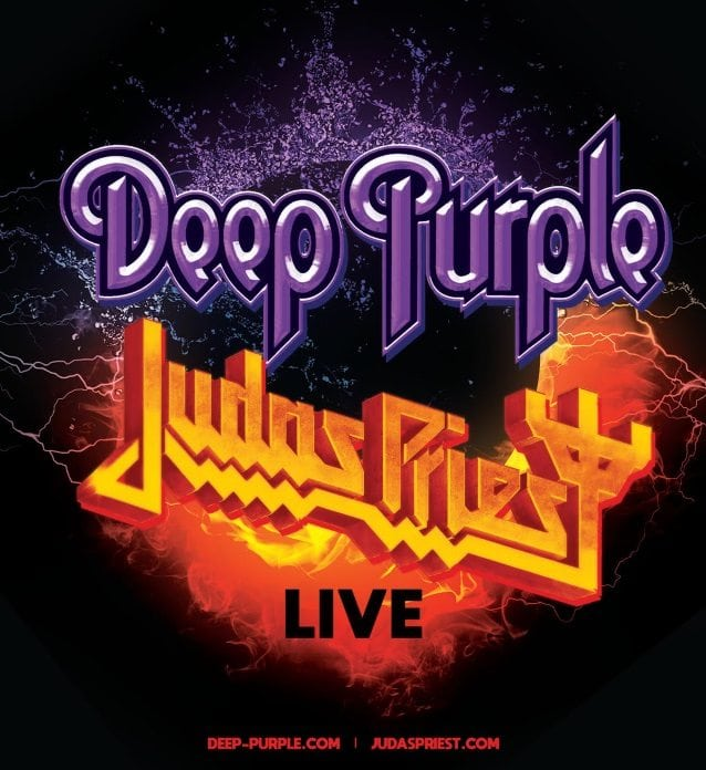 Deep purple and judas priest announce summer north american tour presented by live nation three of those twenty five cities on the tour will include stops in new york starting on aug 9 at the northwell health at jones fandeluxe Choice Image