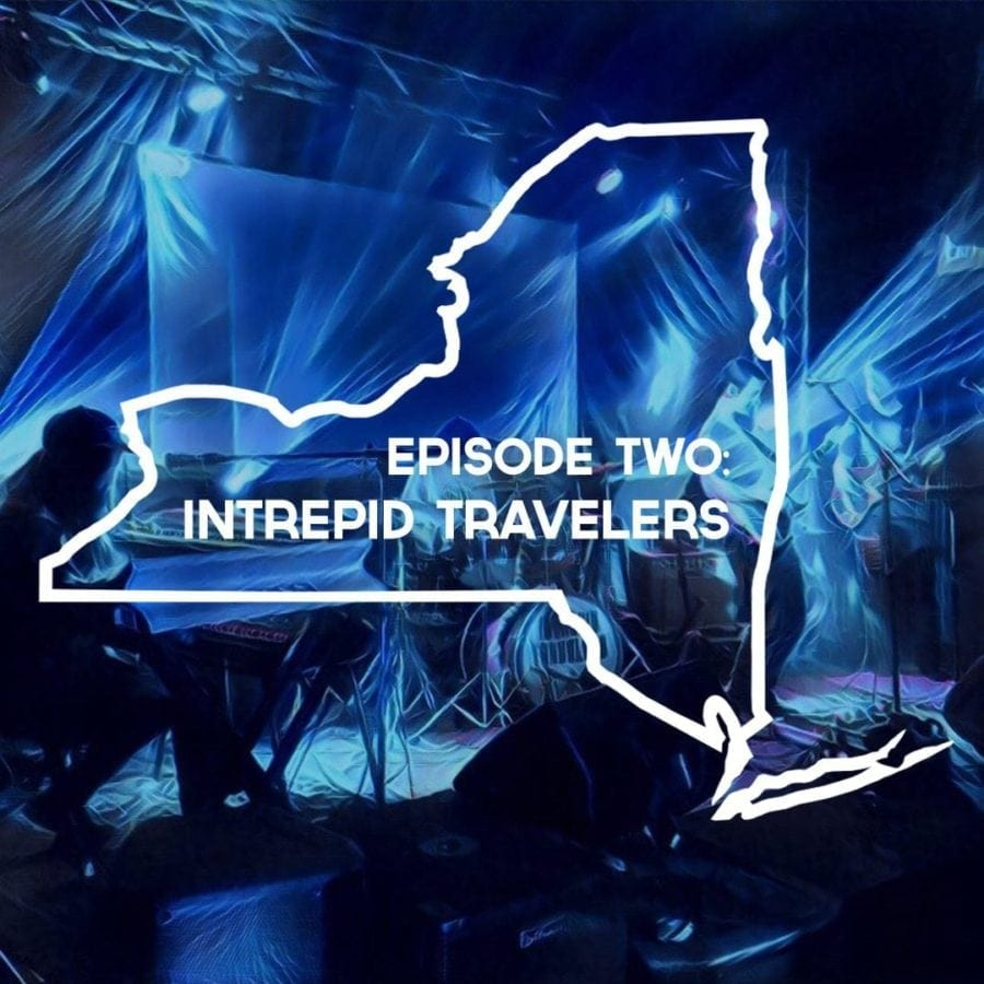 Listen to Episode 2 of Empire State Music Podcast | Utter Buzz!