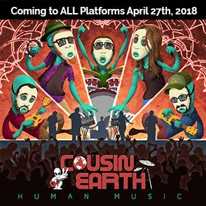 Cousin Earth (5/15)
