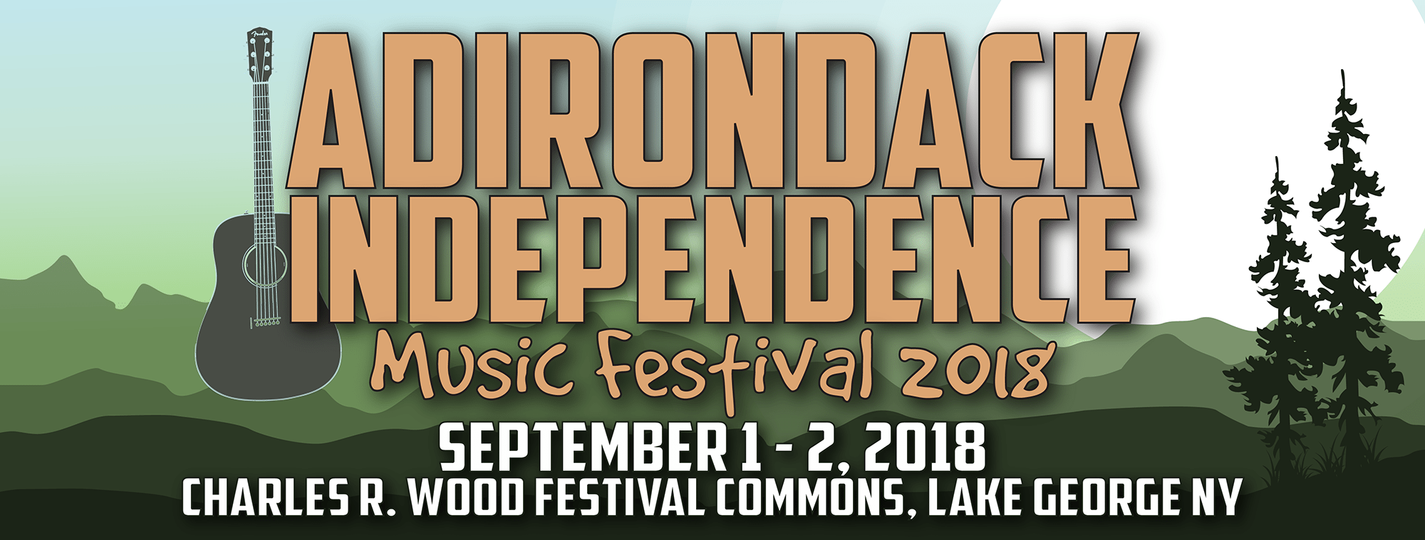 Adirondack Independence Music Fest Initial Lineup Announced | Utter ...