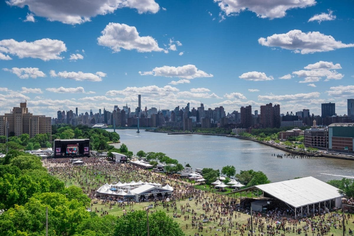 New York, The Silk City: Governors Ball 2018 | Utter Buzz!