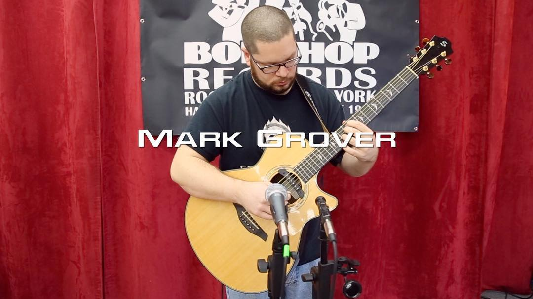 Finger style guitarist mark grover shines on rochester indie the ninth episode of this seasons rochester indie musician spotlight series features guitarist mark grover in this session grover talks with producer and fandeluxe Choice Image
