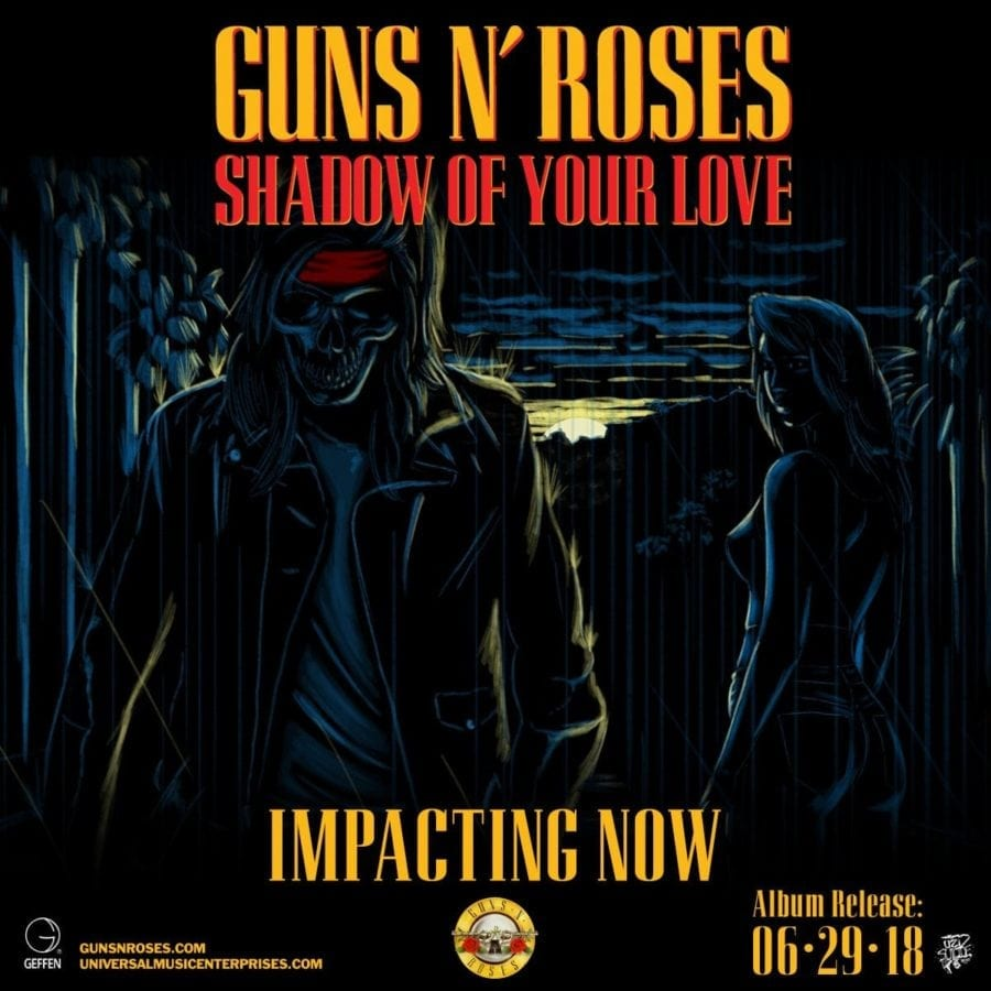 Watch shadow of your love an unreleased guns n roses song from guns n roses announced this week that appetite for destruction locked n loaded will be released on june 29 at the whopping price of only 999 fandeluxe Gallery