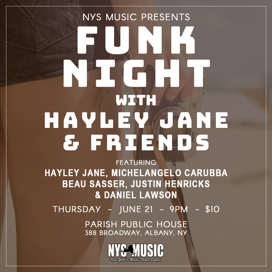 Funk Night (ends 6/21)
