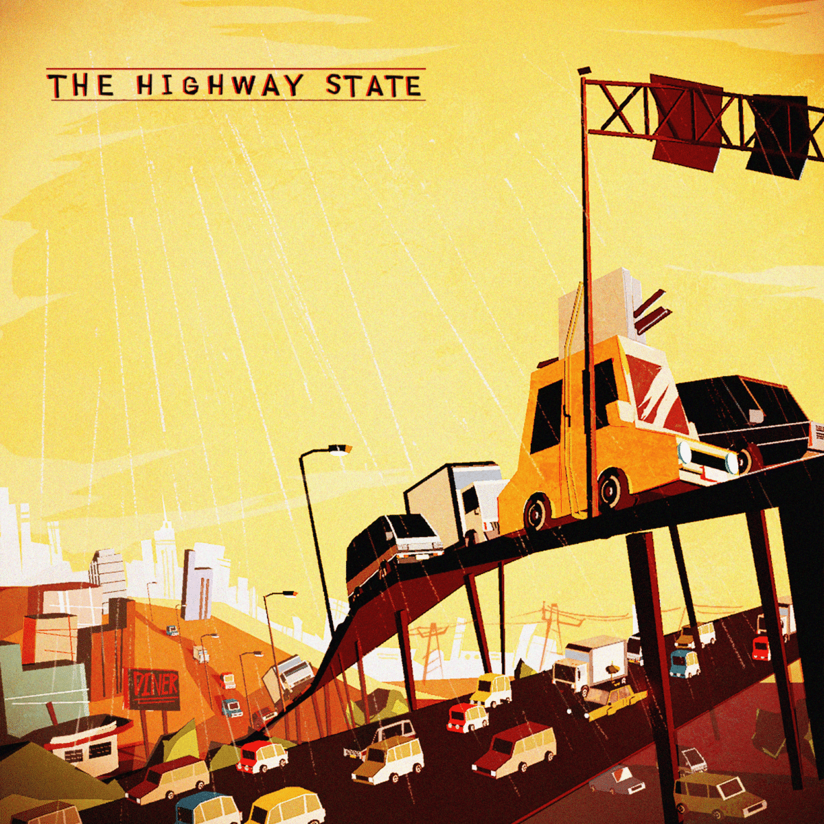 The bowling alley sound release new single the highway state post rock band the bowling alley sound have released the highway state their latest single off their label 46 west the nine and a half minute track fandeluxe Choice Image