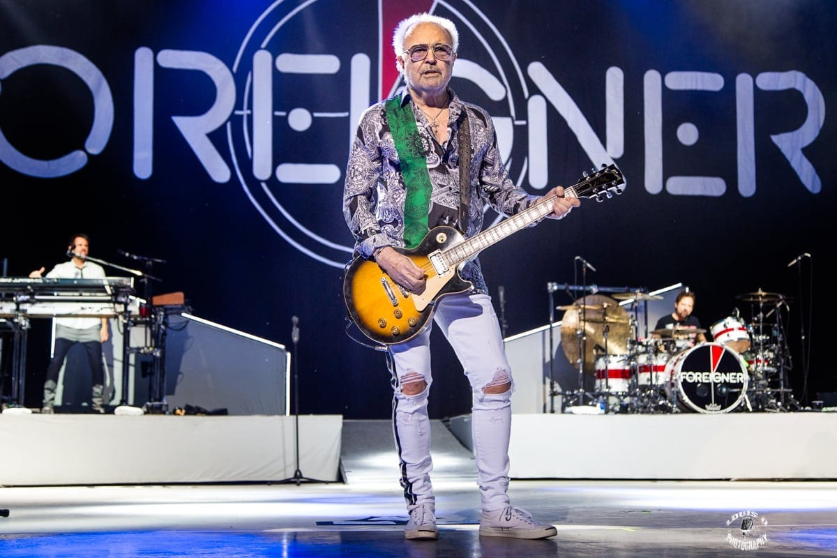 Foreigner Brings Their Juke Box Heroes Tour To Syracuse Utter Buzz