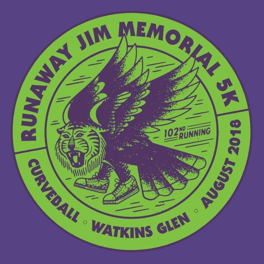 Curveball Announces the First Annual Runaway Jim Memorial 5K Road ...