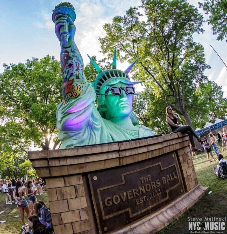 Eighth Annual Governors Ball Festival Spans Decades and Genres in ...