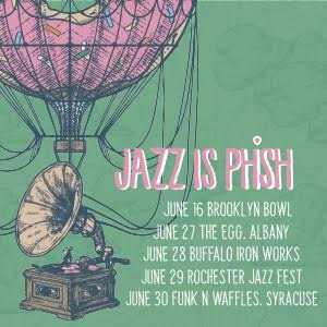 Jazz is Phish (ends 6/30)