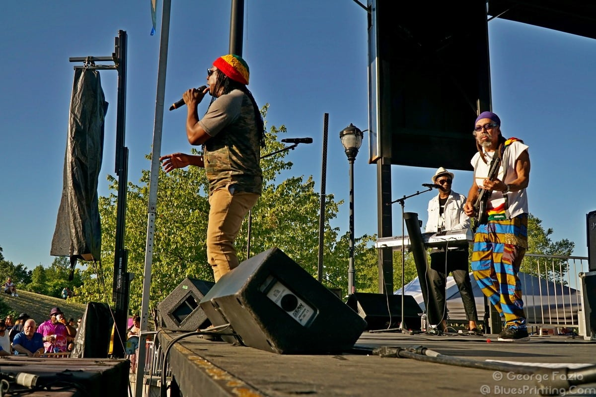 Third World and Mixed Roots Blend Genres During Alive at Five ...
