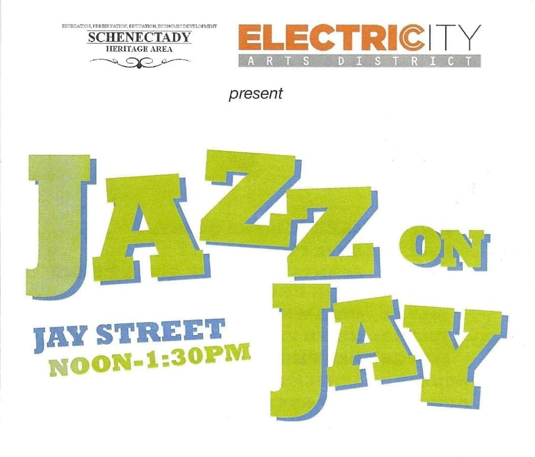 Jazz on jay series underway in the electric city utter buzz jazz on jay series underway in the electric city fandeluxe Image collections