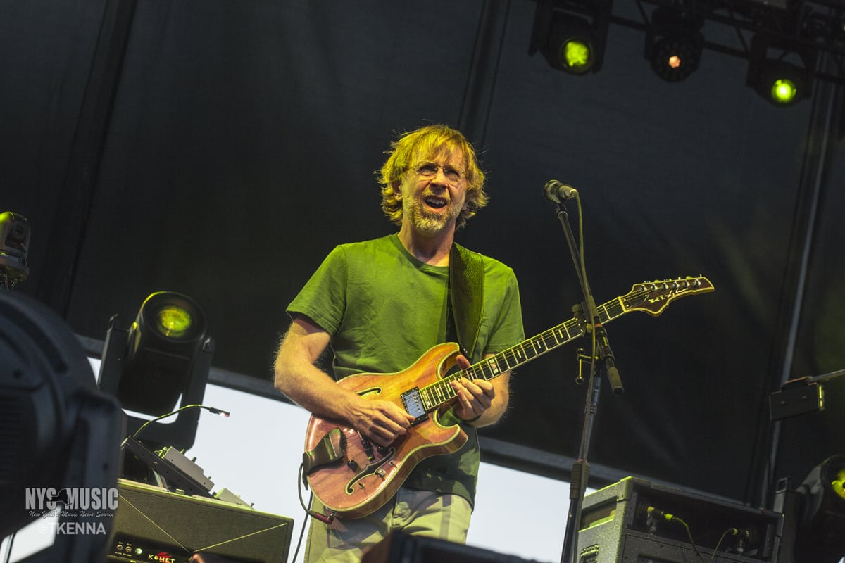 Phish wrap up West Coast shows, head East with eyes on