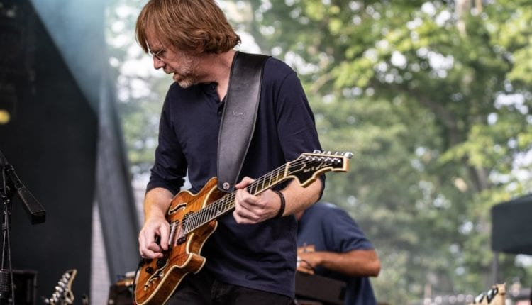 Trey Anastasio Trio – Central Park – 7-6-2018 (8 of 14)