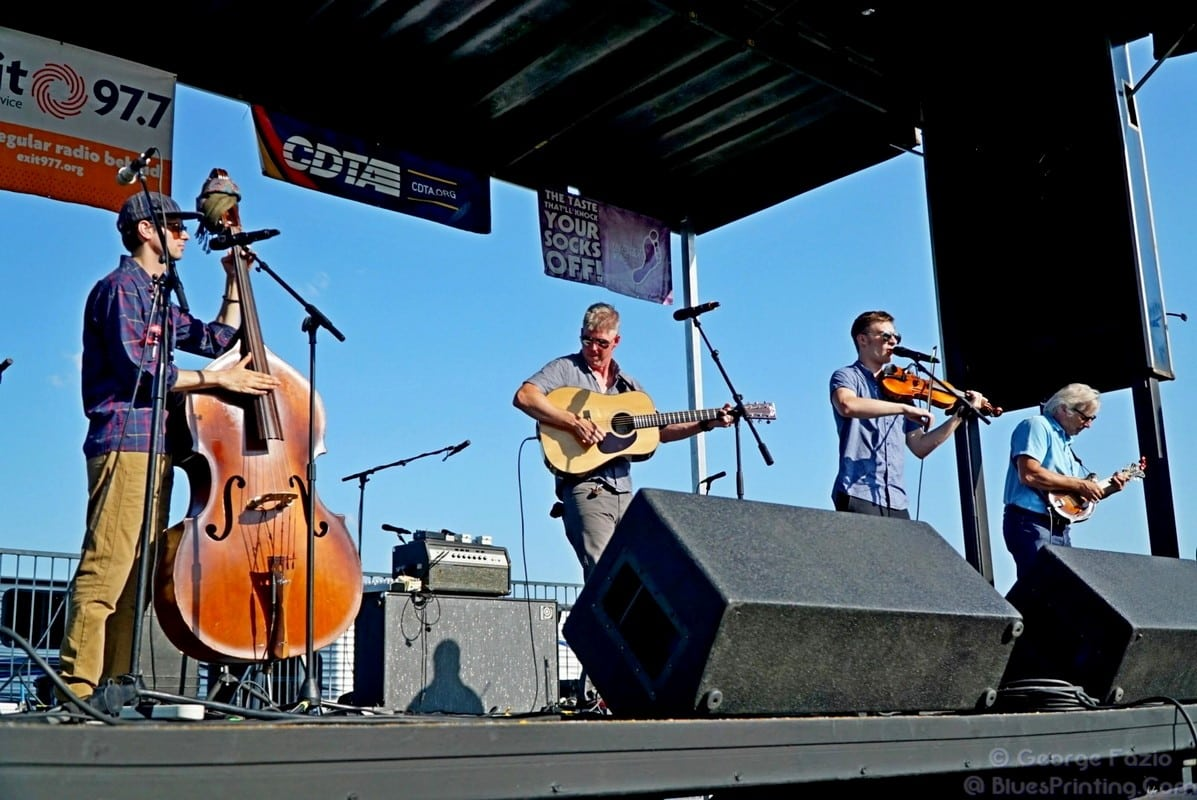 Photo Gallery: Yonder Mountain String Band at Alive at Five | Utter ...