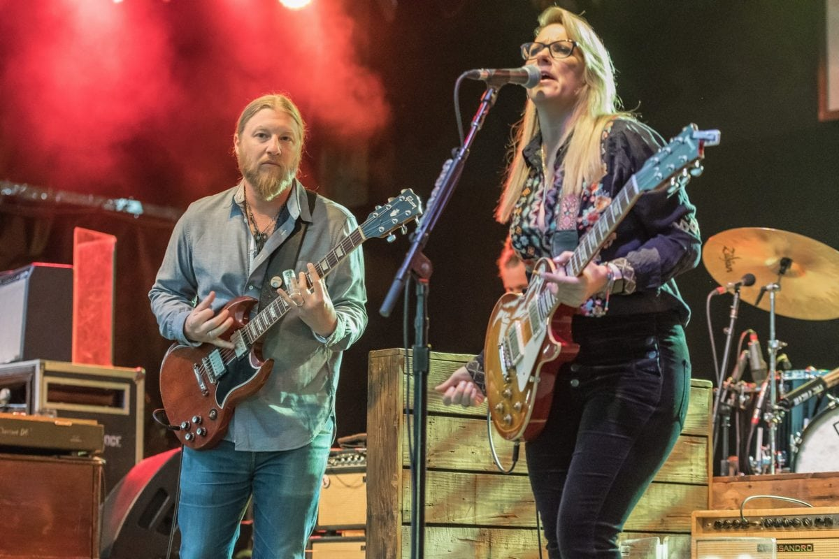 Tedeschi Trucks Band And Chevy Court Crowd Agree I Want More