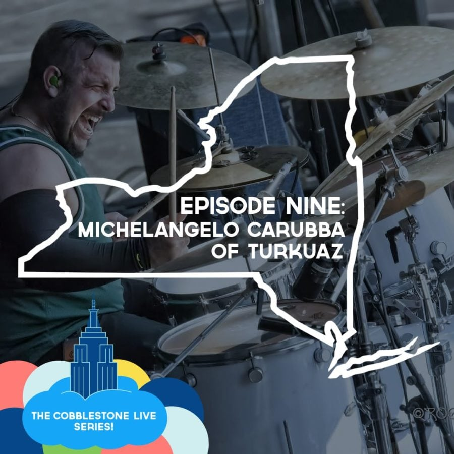 Michelangelo Carruba Sits Down With Empire State Music Podcast Jam Tangan Swatch Original 100 Surw110 Double Knit  Futuristic Turkuaz Drummer And Buffalo Native Carubba Joins Host Andy Hogan At Cobblestone Live To Discuss Growing Up In Time Spent Berklee