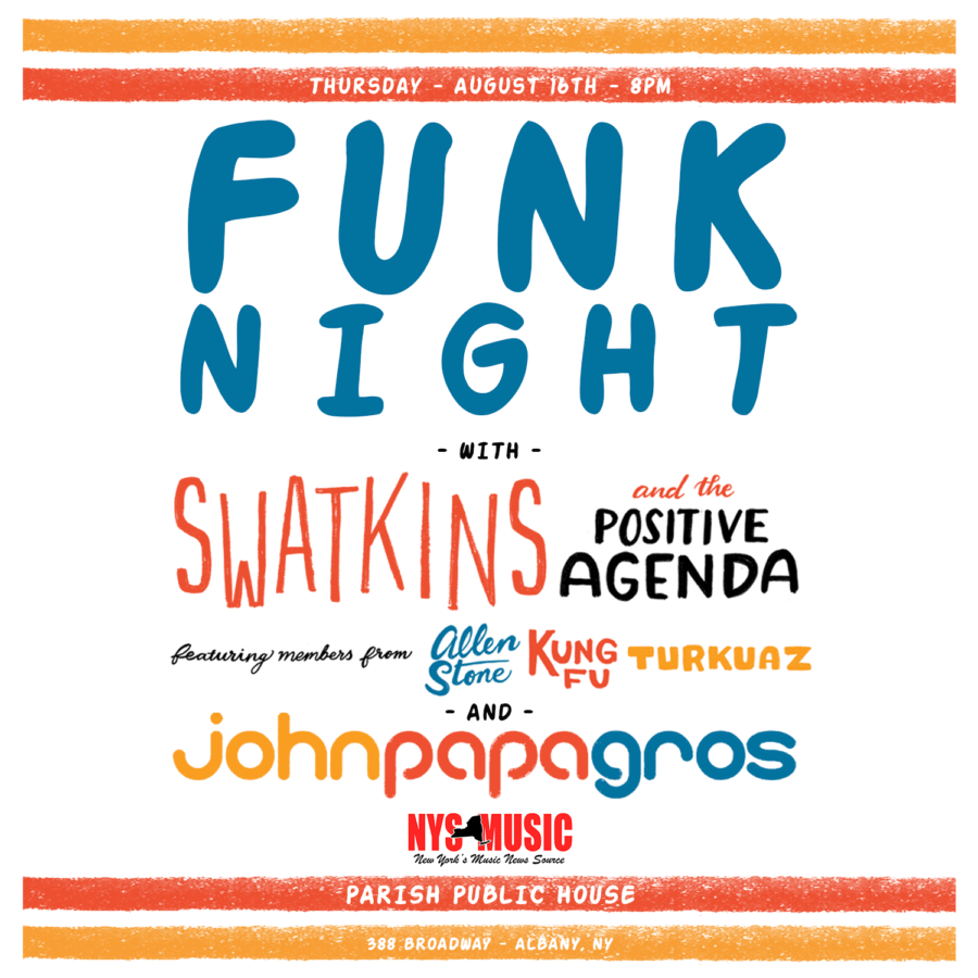 Funk Night August (ends 8/17)