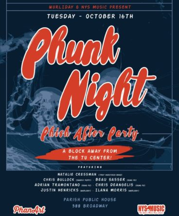 Phunk Night (10/16)