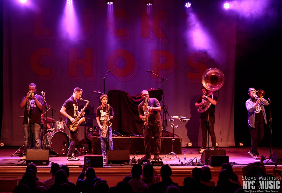 Lucky Chops And Funky Dawgz Brass Band Turn The Heat Up In Wiring Diagrams Free Manual Ebooks 2009 Mercury Milan Has Been Growing Popularity Since Getting A Bit Of Attention Busking Nyc Subway Stations So Much That Theyve Gone On To Play At