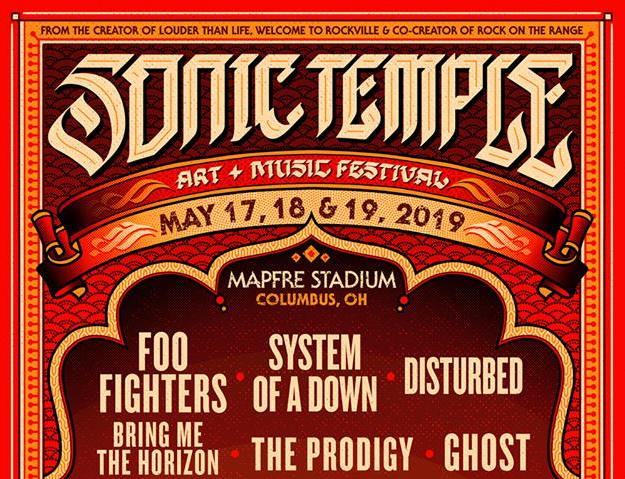 Rock On The Range 2019 Schedule Sonic Temple Begins Where Rock on the Range Left Off – NYS Music
