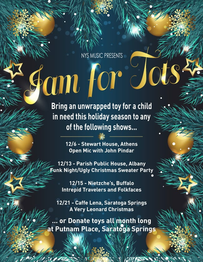 jam for tots 2018