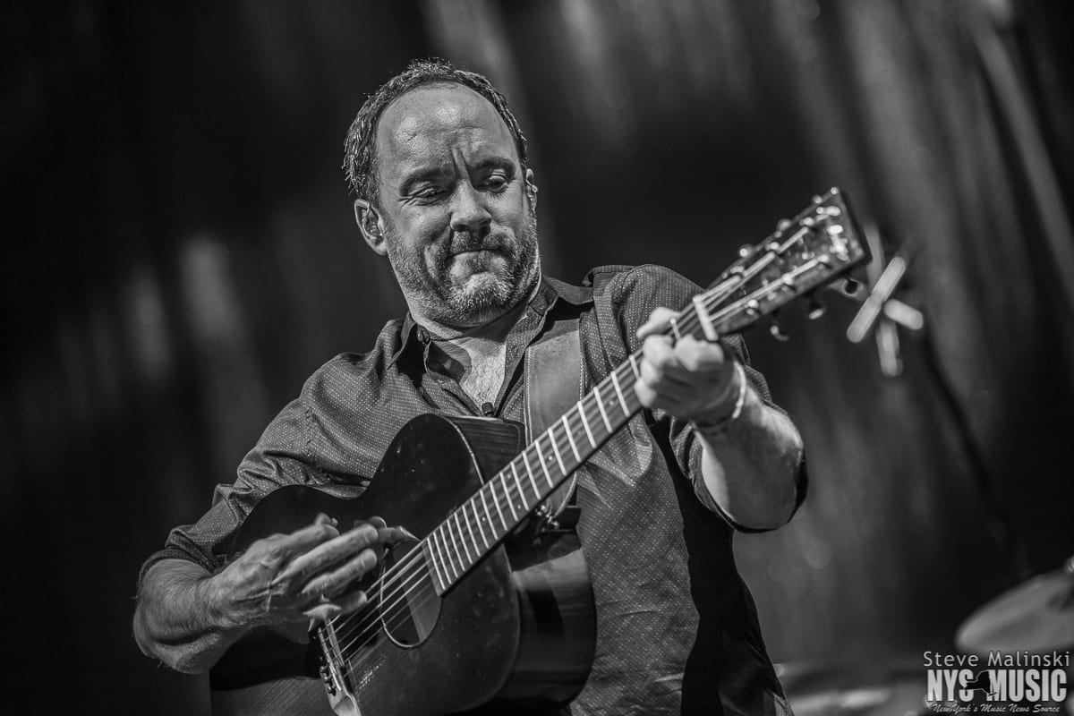 Dave Matthews Band Opens NYC Run With Rarities and Special ...