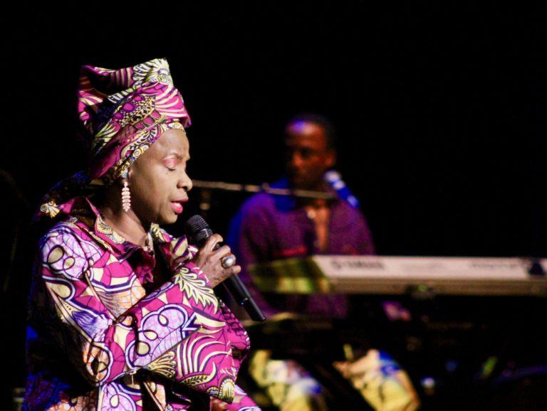 Angelique Kidjo Talking Heads
