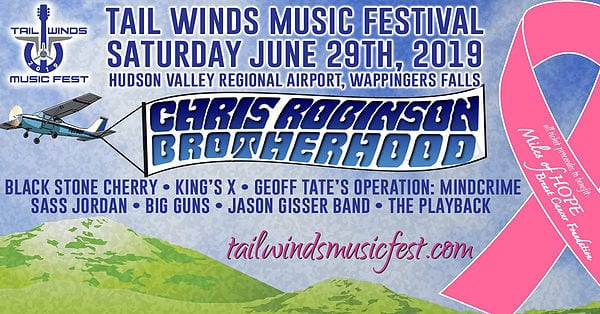 Tail Winds Music Festival