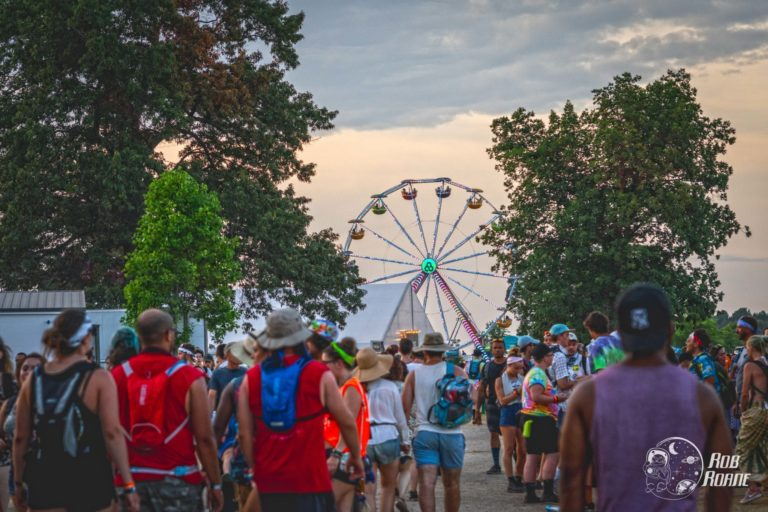 bonnaroo Let The Good Times Roll