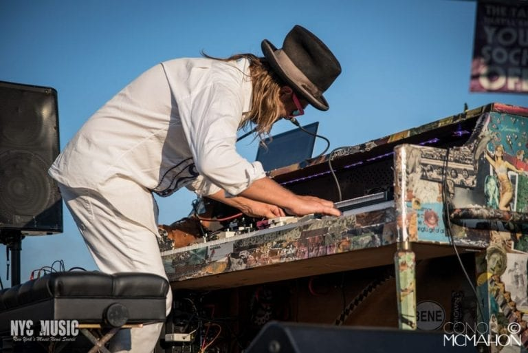 Alive at Five marco benevento