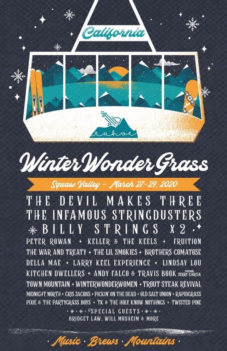 WinterWonderGrass Music And Brew